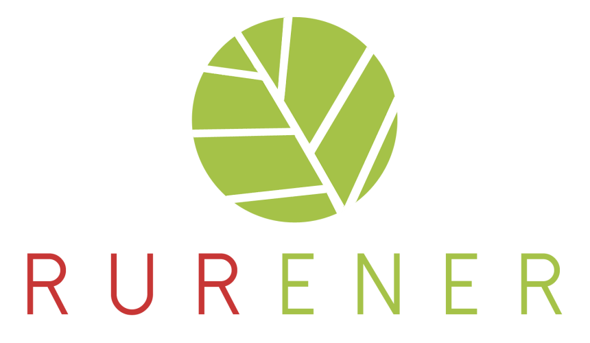 RURENER European network of rural communities logo
