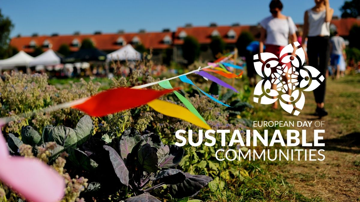 EDSC european day of sustainable communities ECOLISE page cover