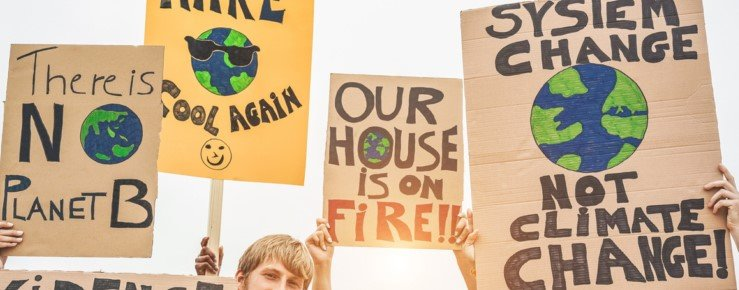 Climate and Community Workshops: Face it Fridays