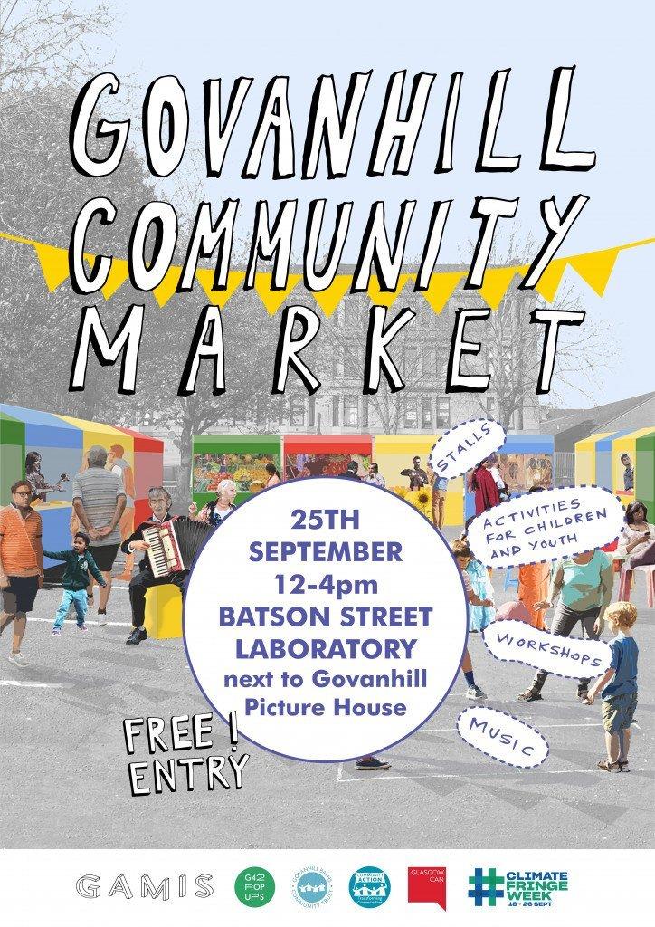 Govanhill Community Market