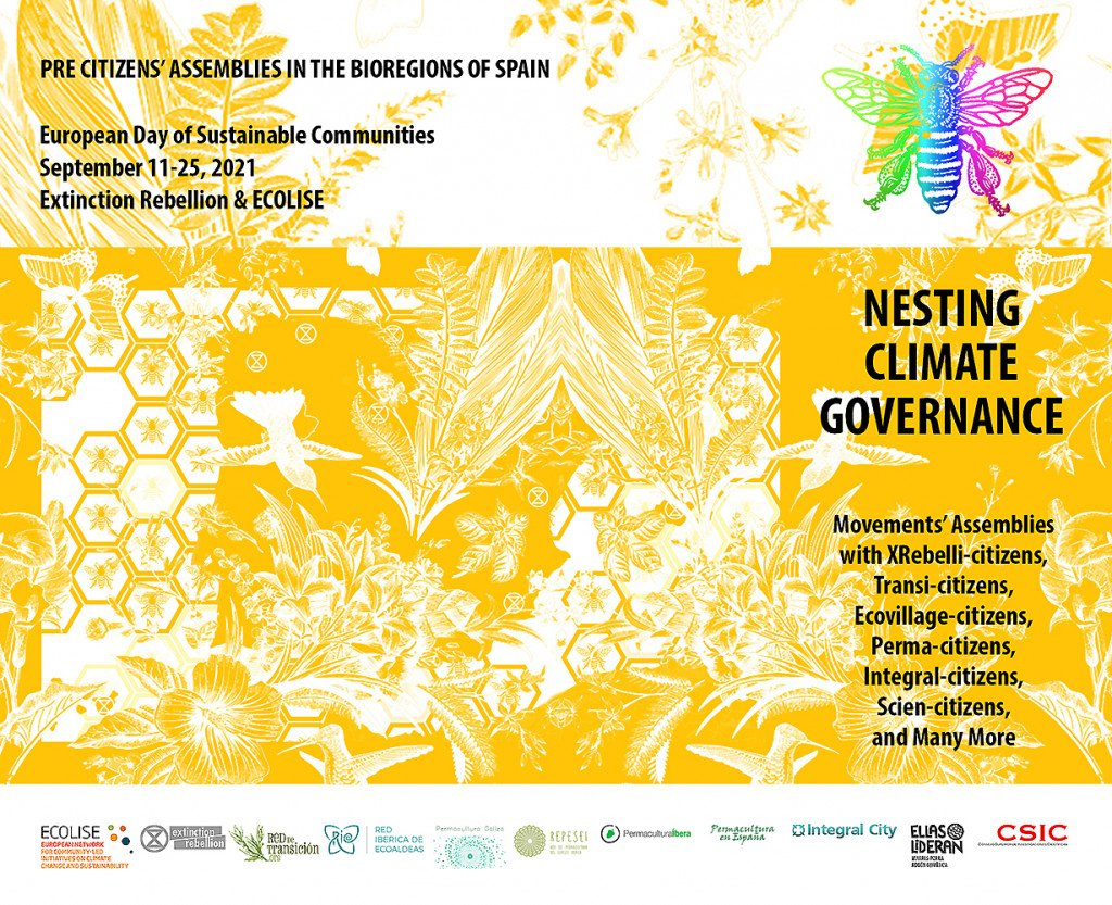 Nesting Climate Governance: Climate Governance from the Ecosocial Movements
